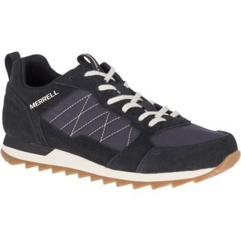 Schoenen Heren Lage sneakers Merrell Alpine Graphite