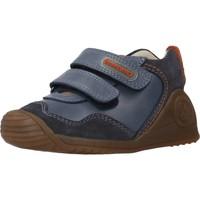 Schoenen Jongens Laarzen Biomecanics 201121 Blauw