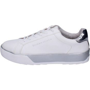 Schoenen Meisjes Sneakers Silvian Heach BK491 Blanc