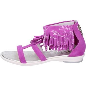 Schoenen Meisjes Sandalen / Open schoenen 1A Classe Alviero Martini BK495 Violet