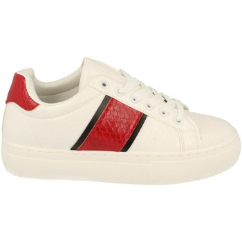 Schoenen Dames Lage sneakers Buonarotti 1AD-0435 Blanco