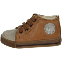 Schoenen Kinderen Laarzen Falcotto 0012014104.05 Brown leather