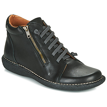 Schoenen Dames Laarzen Casual Attitude NELIO Zwart