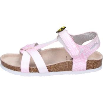 Schoenen Meisjes Sandalen / Open schoenen Smiley Sandales BK512 Rose
