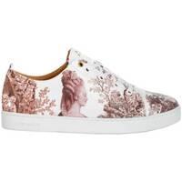 Schoenen Lage sneakers Baron Papillon Sneaker  Basse Marie-Antoinette vieux rose Rose