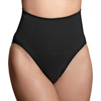 Ondergoed Dames Shapewear Bye Bra Seamless Zwart
