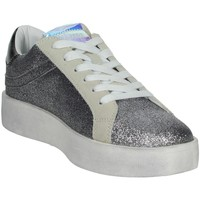 Schoenen Dames Lage sneakers Shop Art SA0300 Silver
