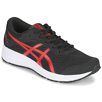 Schoenen Heren Running / trail Asics PATRIOT 12 Zwart / Rood