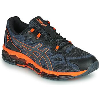 Schoenen Heren Lage sneakers Asics QUANTUM 360 6 Zwart / Grijs / Orange