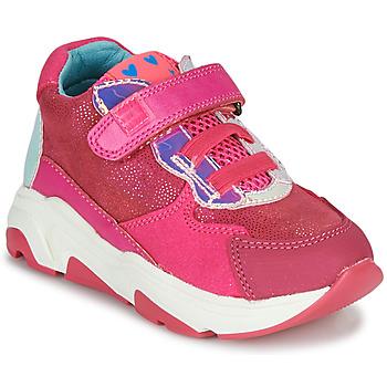 Schoenen Meisjes Hoge sneakers Agatha Ruiz de la Prada BRAZIL Roze