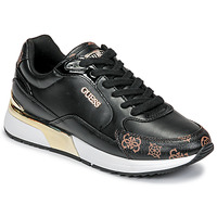 Schoenen Dames Lage sneakers Guess MOXEA Zwart