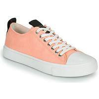 Schoenen Dames Lage sneakers Guess EDERLA Roze