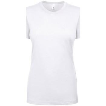 Textiel Dames T-shirts korte mouwen Next Level NX1510 Wit