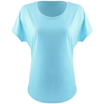 Textiel Dames T-shirts korte mouwen Next Level NX1560 Cancun