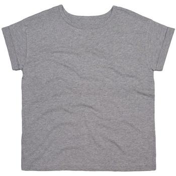 Textiel Dames T-shirts korte mouwen Mantis M193 Heide-Mergel