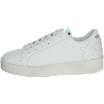 Schoenen Dames Lage sneakers Shop Art SA0300 White