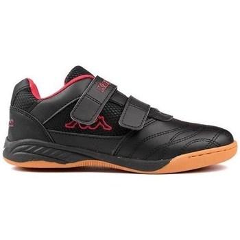 Schoenen Kinderen Lage sneakers Kappa Kickoff OC K Noir