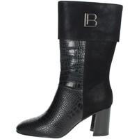 Schoenen Dames Hoge laarzen Laura Biagiotti 6589 Black