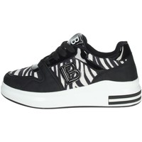 Schoenen Dames Lage sneakers Laura Biagiotti 6408 Black/White