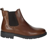 Schoenen Heren Laarzen Free Time 05 Brown