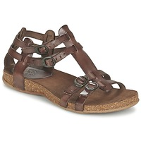 Schoenen Dames Sandalen / Open schoenen Kickers ANA Brown