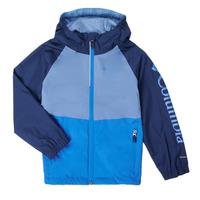 Textiel Jongens Wind jackets Columbia DALBY SPRINGS JACKET Blauw