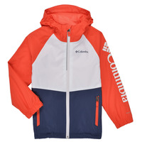 Textiel Kinderen Wind jackets Columbia DALBY SPRINGS JACKET Multicolour