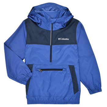 Textiel Jongens Windjacken Columbia BLOOMINGPORT WINDBREAKER Marine
