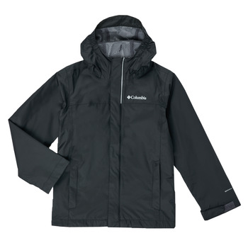 Textiel Jongens Wind jackets Columbia WATERTIGHT JACKET Zwart