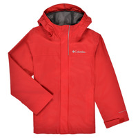 Textiel Jongens Wind jackets Columbia WATERTIGHT JACKET Rood