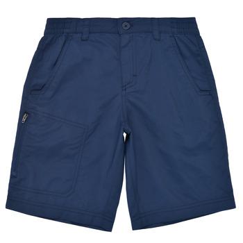 Textiel Jongens Korte broeken / Bermuda's Columbia SILVER RIDGE SHORT Marine