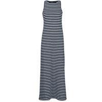 Textiel Dames Lange jurken Superdry JERSEY MAXI DRESS Blauw