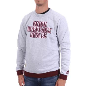 Textiel Heren Sweaters / Sweatshirts Kappa  Grijs