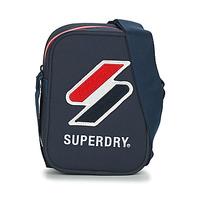 Tassen Tasjes / Handtasjes Superdry SPORTSTYLE SIDE BAG Marine
