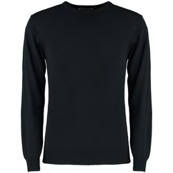 Textiel Heren Sweaters / Sweatshirts Kustom Kit K253 Marine