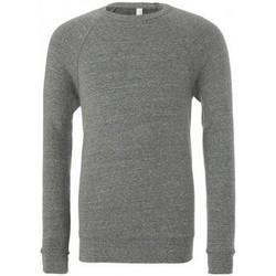 Textiel Sweaters / Sweatshirts Bella + Canvas CV3901 Diepe Heide