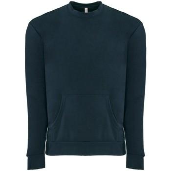 Textiel Sweaters / Sweatshirts Next Level NX9001 Middernacht marine