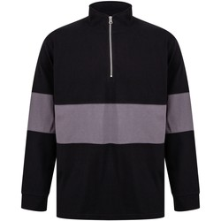Textiel Sweaters / Sweatshirts Front Row FR06M Zwart/Kool