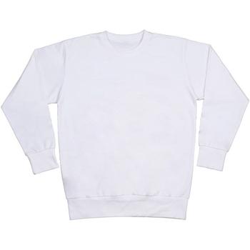 Textiel Heren Sweaters / Sweatshirts Mantis M194 Wit