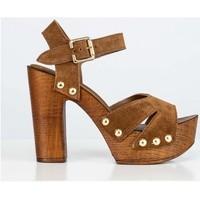 Schoenen Dames Sandalen / Open schoenen Fracomina FC20SM126 Incolore