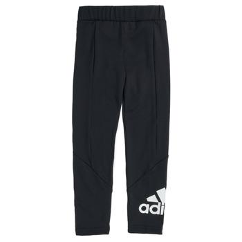 Textiel Meisjes Leggings adidas Performance G BL TIG Zwart