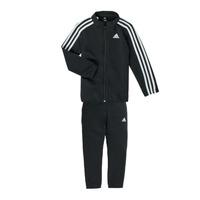 Textiel Jongens Trainingspakken adidas Performance B FT TS Zwart