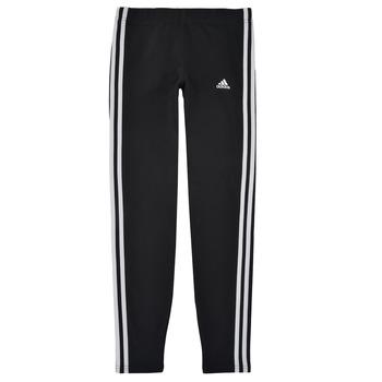 Textiel Meisjes Leggings adidas Performance G 3S LEG Zwart