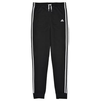 Textiel Meisjes Trainingsbroeken adidas Performance G 3S FT C PT Zwart