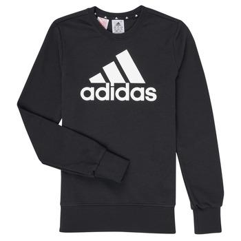 Textiel Meisjes Sweaters / Sweatshirts adidas Performance G BL SWT Zwart
