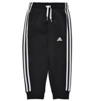 Textiel Jongens Trainingsbroeken adidas Performance B 3S FL C PT Zwart