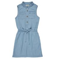 Textiel Meisjes Korte jurken Deeluxe LALI Blauw