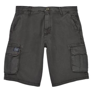 Textiel Jongens Korte broeken / Bermuda's Deeluxe SLOG Zwart