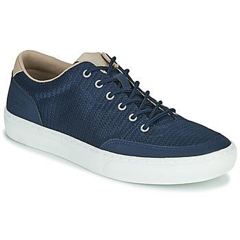 Schoenen Heren Lage sneakers Timberland ADV 2.0 GREEN KNIT OX Blauw