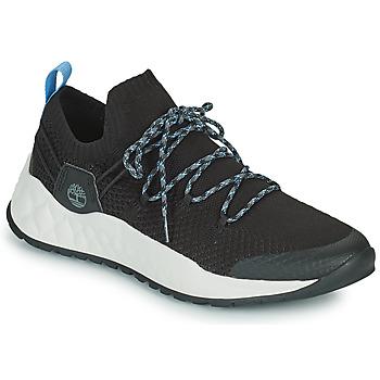 Schoenen Heren Lage sneakers Timberland SOLAR WAVE LOW KNIT Zwart